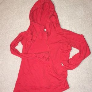 Columbia hooded sweatshirt size large
